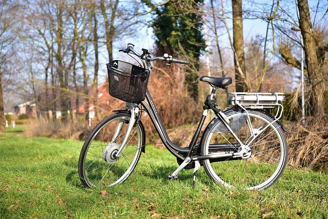 e-bike, elektrische fiets