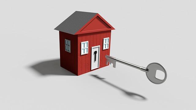 Hang en sluitwerk voor huizen