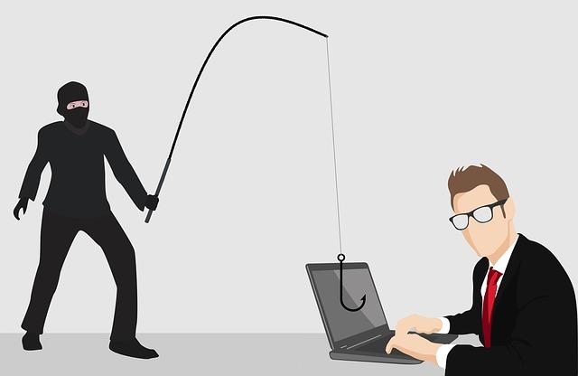 Phishing via email en telefoon. Criminelen en het coronavirus