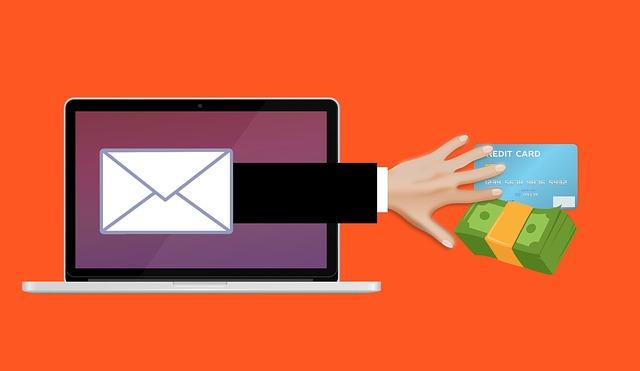 phishing via email