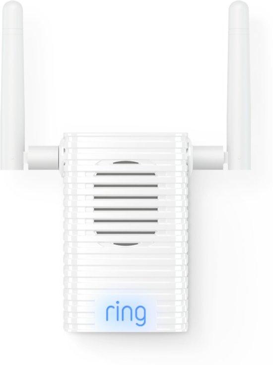 Ring Chime Pro deurbelgong en wifi versterker