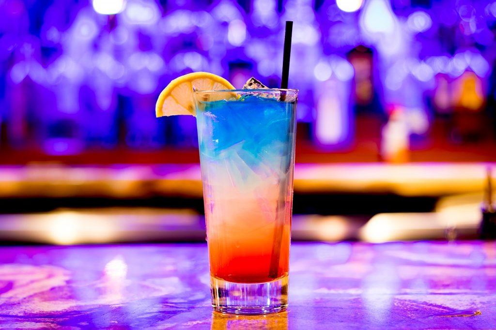 cocktail en beveiliging lijken op elkaar