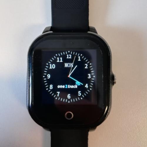 GPS horloge voor ouderen