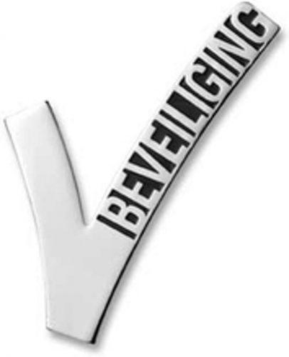 beveiliging logo