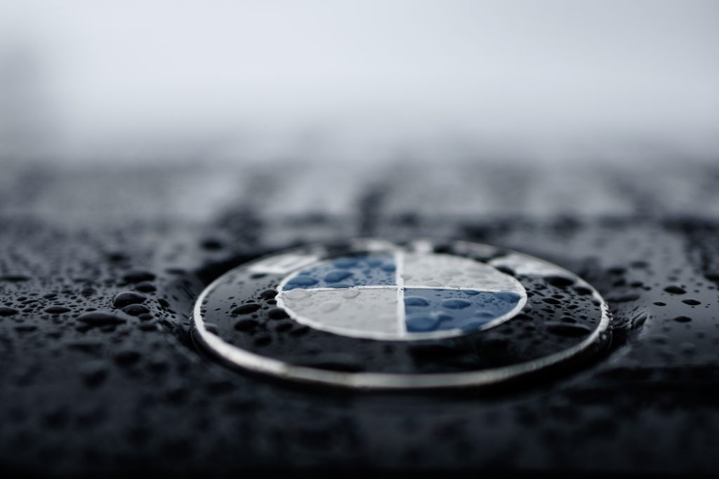 BMW keyless entry