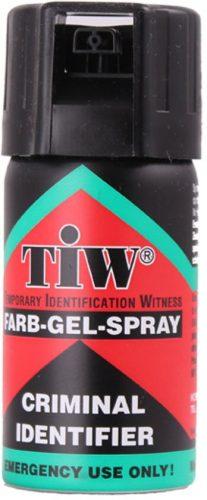 zelfverdedigingsspray, alternatief voor pepperspray