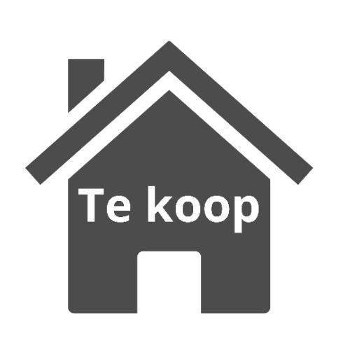huis verkopen, te koop bord