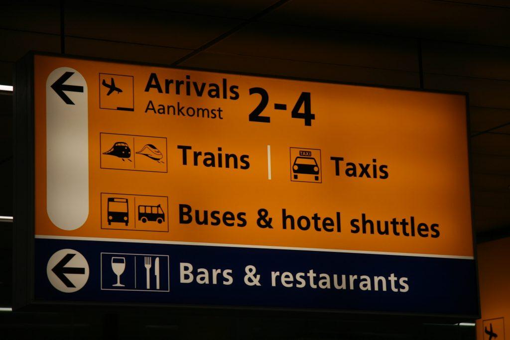 Schiphol, beveiliging en het coronavirus