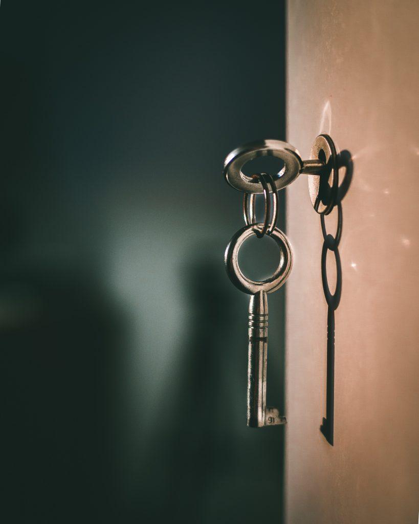 sleutel voor compartimentering