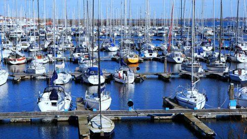 jachthaven, boot beveiligen tegen diefstal