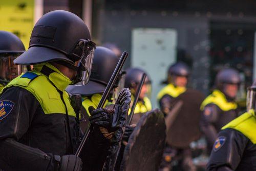 politie nederland ME
