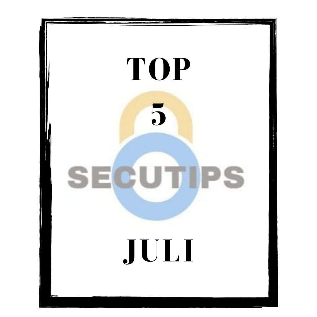 De 5 best gelezen artikelen in juli 2020