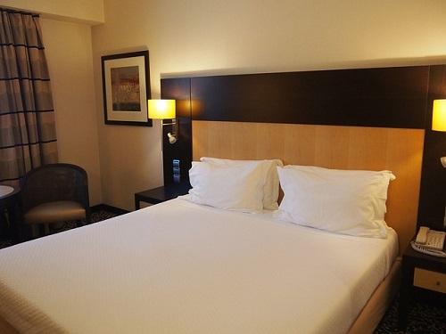 Beveiliging hotelkamer