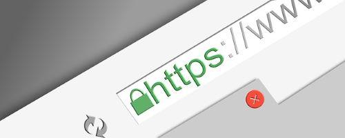 https beveiligde verbinding