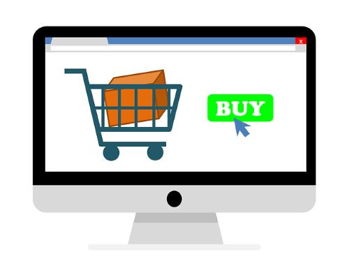 webwinkels, online shoppen